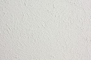 Textured ceiling painting