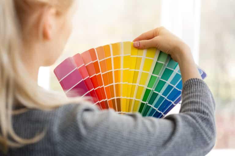 Colour palette for homes