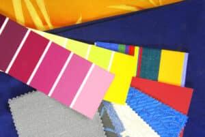 Wall colour combination