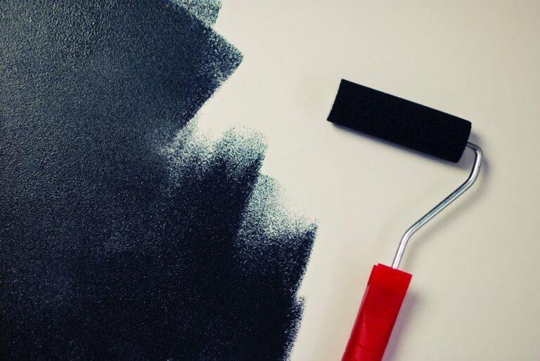 Paint colour trends